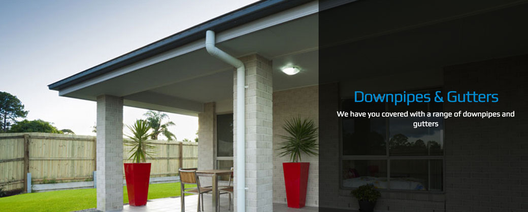 colorbond gutters perth