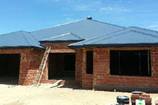 Steves Metal roofing offers colorbond roofs in perth