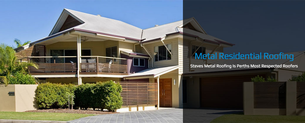 colorbond roofs perth
